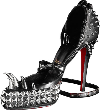 Christian Louboutin for Rodarte